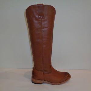 Dolce Vita Size 6 LUJAN Cognac Brown Boots